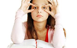 改善干眼症  眨眼练习效果好