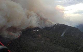 澳洲山火聖誕日失控 已燒燬103所房屋