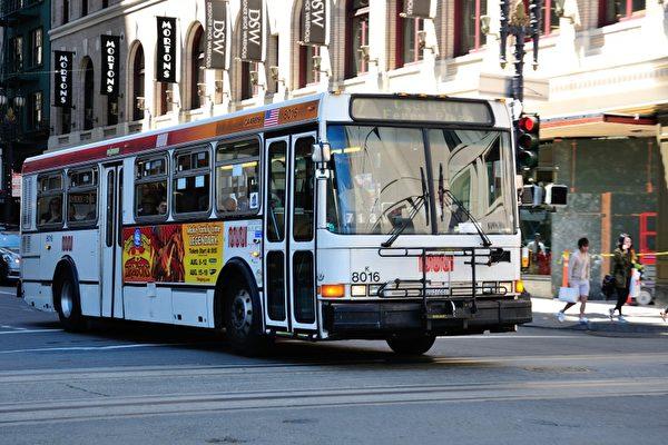 旧金山拟推3个月公交免费试点