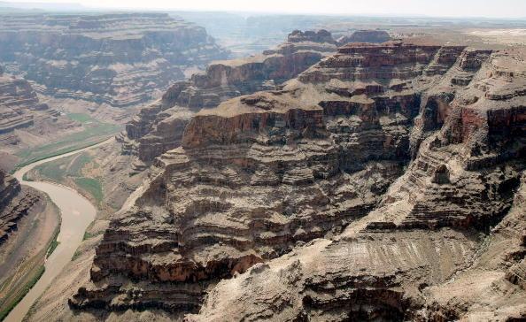 美国大峡谷。 ( Ethan Miller/Getty Images)