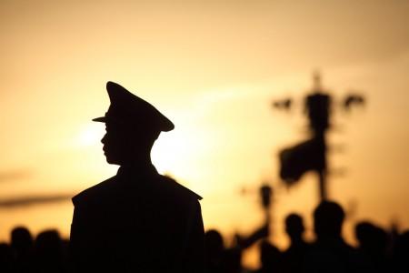 通過古田會議,習近平進一步掌握了軍權。(Getty Images)