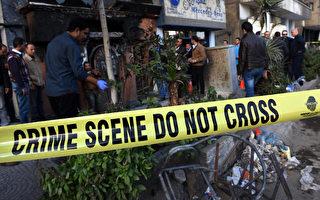 埃及开罗餐厅遭汽油弹袭击 16人死3人伤