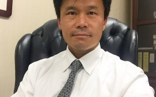 亞洲銀行總裁王怡康 (James Wang)(本人提供)