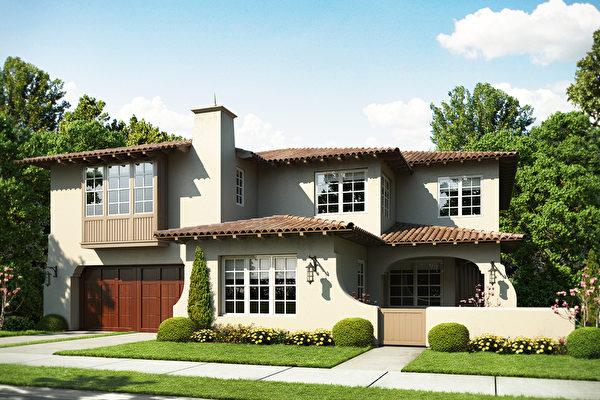 Ryland Homes加州爾灣豪華新屋上市
