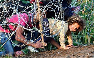 欧洲非法移民数量激增 比去年同期增59%