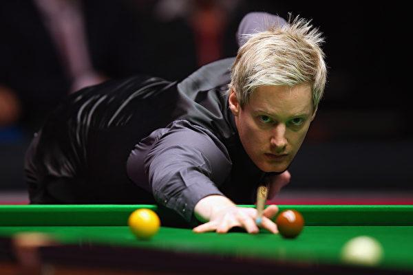 澳洲选手赢斯诺克英国锦标赛冠军