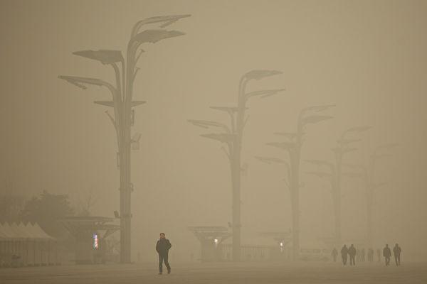 习近平隐藏在气候变化战略后的野心