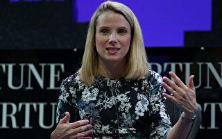 12月10日,美國雅虎公司(Yahoo Inc)執行長梅耶爾(Marissa Mayer)誕下一對雙胞胎女兒。(Justin Sullivan/Getty Images)