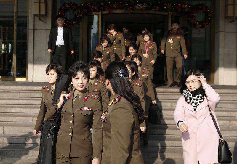 北韓牡丹峰樂團訪華再被取消 傳因政治原因