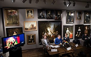 乌克兰邀请荷兰共同调查失窃画作