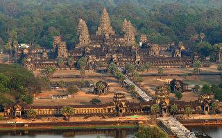 柬埔寨吴哥窟地下惊现 1.5公里巨型建筑