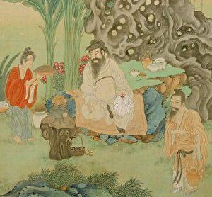 茶道经典《七碗茶歌》茶仙卢仝垂名