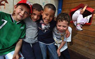 研究:學齡前兒童社交能力影響一生