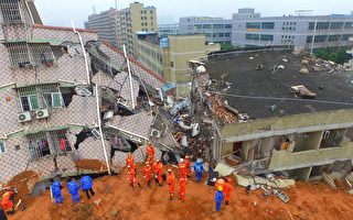 數月前已知垃圾崩塌隱患 深圳為何不預防?