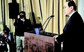 东芝裁7800人 年度净损45亿美元
