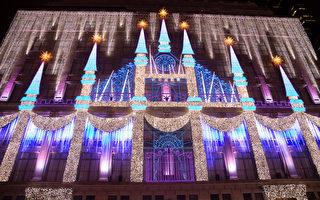 美國聖誕燈飾耗電量 超過開發中國家年用量