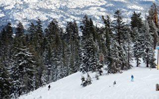 冬季风暴将为加州塞拉山带来5英尺降雪