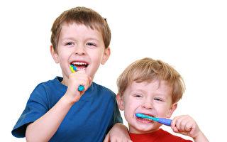 保護牙齒從兒童開始