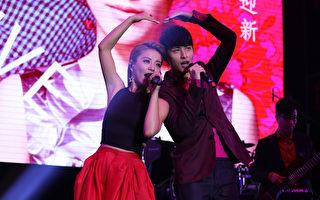 严爵丁当上海开唱 为歌迷送上温暖新年礼物
