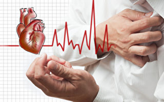 背痛可能預示心臟驟停