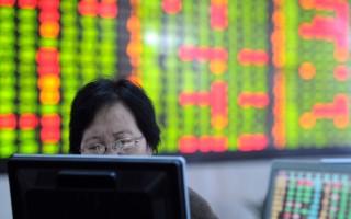 中國股市下跌有前兆 有指標發出五次信號