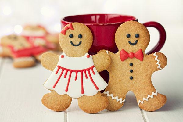 冬季是烘焙聖誕傳統食品——薑餅餅乾的季節。薑粉和肉桂粉是薑餅的必備原料。(Fotolia)