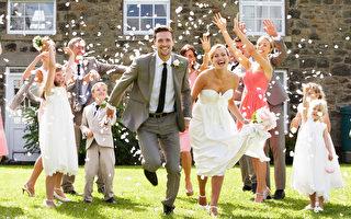 英国法律或将修改 允许室外婚礼