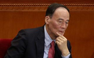 王岐山提「三不」反腐論 分析:大風暴將臨