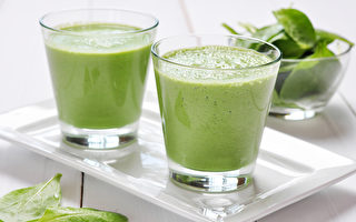 """""""迷你假期""""果蔬汁具有抗菌、抗病毒的效力,清新的味道则让人感觉身处度假胜地。(fotolia)"""