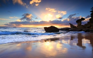 大海如詩 濤聲似歌