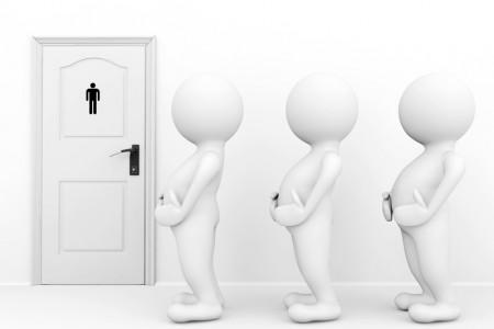 男人如厕掌握一诀窍 能有效补肾防癌