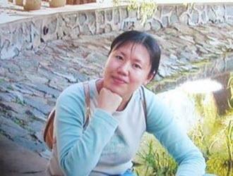吉林省體育學院教師、法輪功學員車平平於2013年10月18日被綁架關押,目前已在吉林市看守所被非法關押了兩年零一個多月。車平平近照(明慧網)
