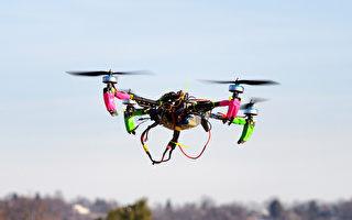 科學家研發無人機獵手 可「一網打盡」