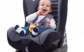 最新撞车测试  哪个婴儿座椅更安全?