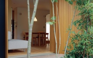 小宅也能住得从容舒适