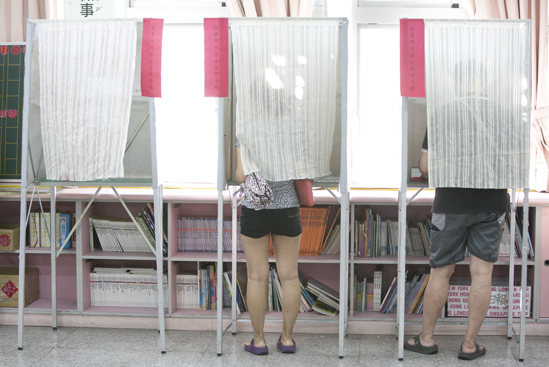 票數相差千分之三 次高票者可聲請重新計票