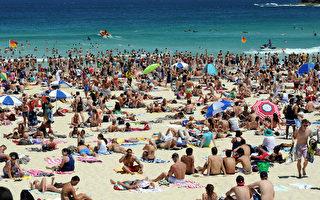 氣象報告  2015年是澳洲史上第五個最熱年