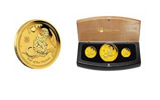搶在央行前面 台銀發售4款猴年套幣