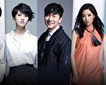 第11屆KKBOX風雲榜廣發英雄帖,確定5位人氣歌手助陣。(KKBOX提供)