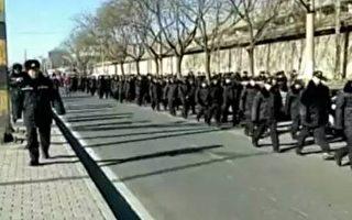 數千訪民北京大上訪 e租寶受害者遭大抓捕