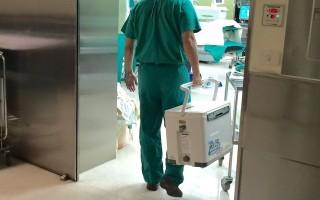 港妇跨海捐肝 高长庚连夜完成手术