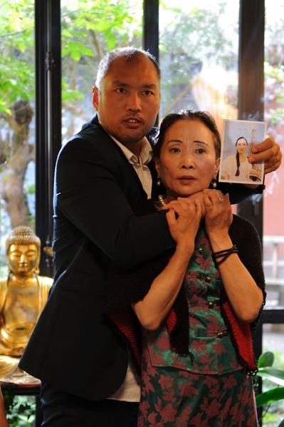 電影《上海美麗城》首次講述法國華人故事。圖為該電影劇照。(李秀純提供)