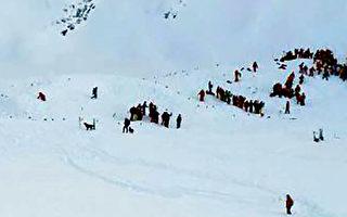 法阿爾卑斯山發生雪崩 至少3死3重傷