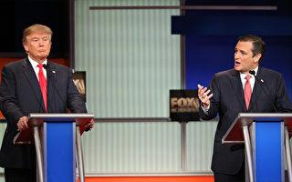 美共和黨大選辯論會 科魯茲首次強力回應川普