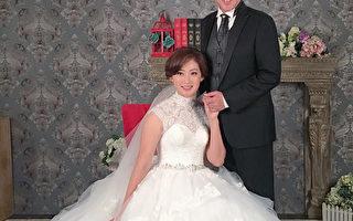 拍婚纱刘瑞琪害羞脸红 庹宗华比拍戏辛苦