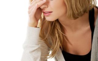 女人郁闷心理 易患不孕症