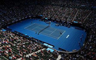 澳網公開賽 每日最多3萬觀眾可入場觀看