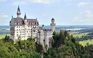 來自夢幻世界的童話城堡——新天鵝堡