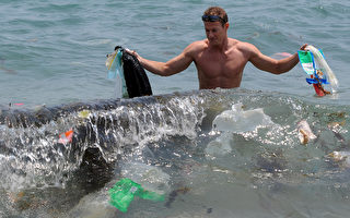 到了2050年 海洋塑膠將多過魚