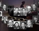 百名高官迫害法轮功遭报实录(6)华东六省